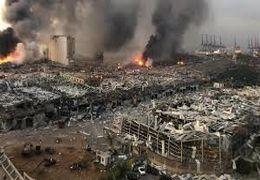 خدمتکاری که در انفجار بیروت زندگی خود را نادیده گرفت تا جان کودک کارفرمای خود را نجات دهد