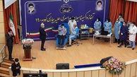 آغاز واکسیناسیون کرونا در ایران با فرمان رییس جمهوری/ پارسا نمکی نخستین دریافتکننده واکسن روسی