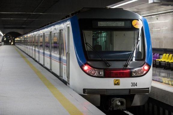 مترو پنجشنبه آخر سال رایگان شد