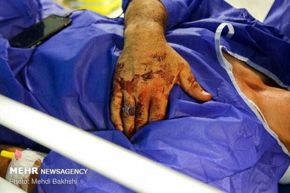 جزئیات تصادف کامیون حامل مواد سوختی در محور فیروزکوه/ 7 نفر کشته و زخمی شدند