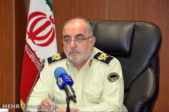 ۲.۵ میلیارد کالای قاچاق در تهران کشف شد