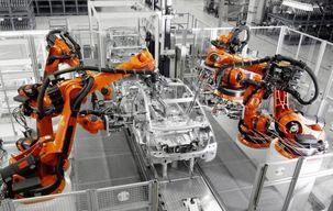 تولید دستگاه برش لیزری بدنه خودرو