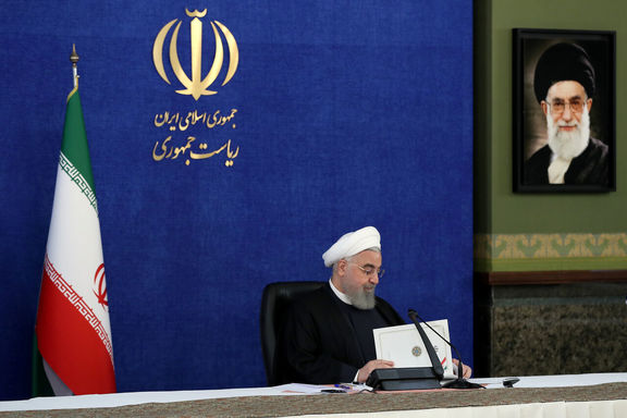 پیام تبریک روحانی به رییس جمهوری و نخست وزیر پاکستان