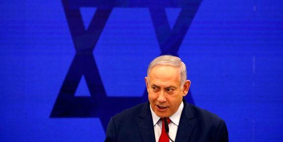نتانیاهو: اروپا باید علیه اقدامات ایران وارد عمل شود