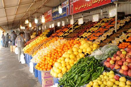 قیمت میوه 30 درصد کاهش پیدا کرد