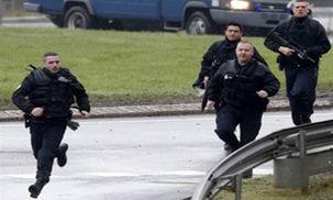 ۴ تن کشته و زخمی بر اثر تیراندازی در استراسبورگ فرانسه
