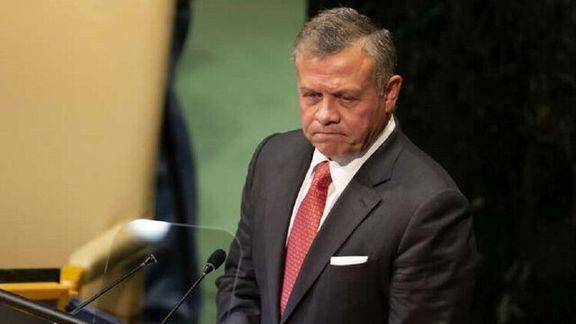 تست کرونای عبدالله دوم منفی اعلام شد