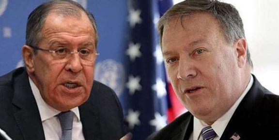 پامپئو خواستار پایان حمایت مسکو از دولت قانونی ونزوئلا شد