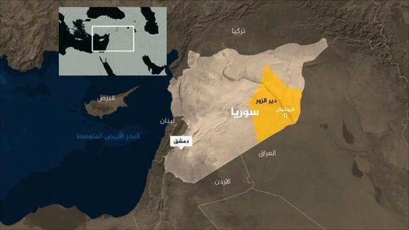داعش با 10 عملیات انتحاری و 4 خودروی بمبگذاری شده مجددا بوکمال را در اختیار گرفت
