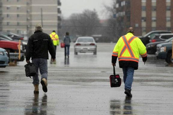 کانادا با معضل افزایش بیکاران در کشور خود مواجه شد