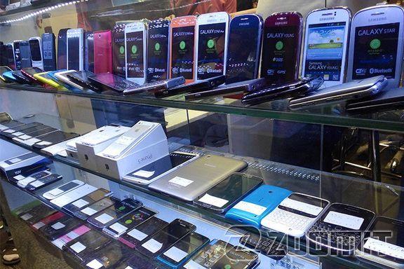 قیمت موبایل در بازار 10 تا 15 درصد افزایش یافت