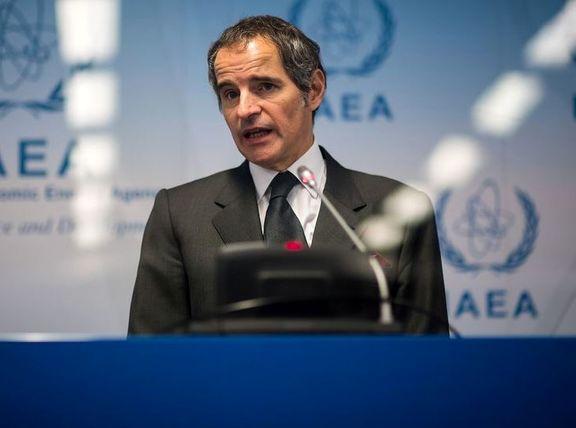 گروسی: ایران اعلام کرده اطلاعات نظارتی آژانس را نگه می دارد