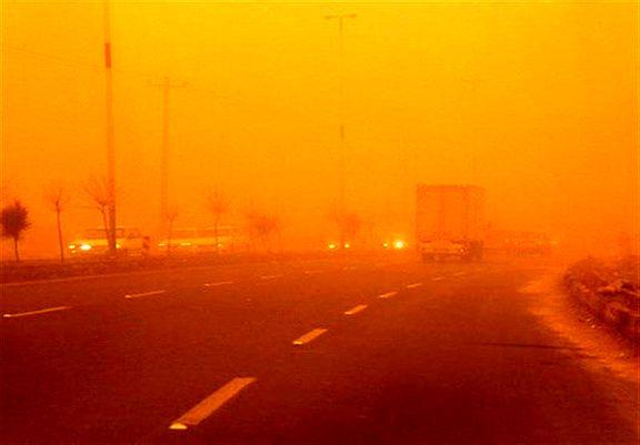 طوفان شن سیستان و بلوچستان را درنوردید / 787  نفر به دلیل مشکلات تنفسی راهی بیمارستان شدند