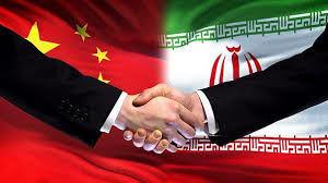 واگذاری جزایر در سند ایران و چین مورد بحث نبوده است
