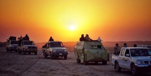 نیروهای الحشد الشعبی در شرق دیاله و مرز با ایران مستقر شدند