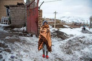 تصاویری از وضعیت مردم بعد از زلزله  ۵.۷ ریشتری  در قطور