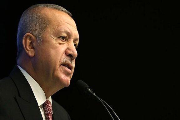 واکنش اردوغان به حمله کارکنان کنسولگری ترکیه در اربیل