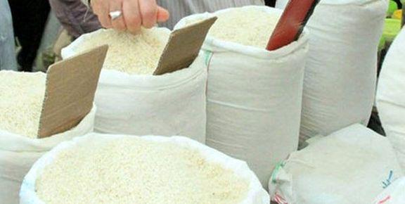 قیمت برنج داخلی کاهش می یابد