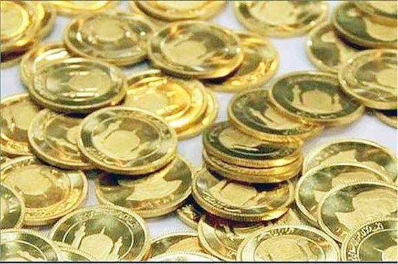 قیمت سکه در ۲۰دی 97
