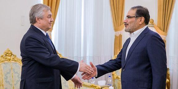 نماینده ویژه پوتین در سوریه فردا به تهران می آید و با شمخانی دیدار میکند
