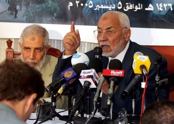 محمد مهدی عاکف، رهبر پیشین اخوان المسلمین در سن 89 سالگی درگذشت