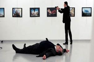 گولن متهم ردیف اول ترور سفیر روسیه در آنکارا معرفی شد