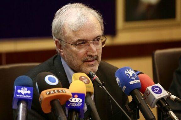 وزیر بهداشت گزارش مقابله ایران با کرونا را در سازمان بهداشت جهانی ارایه کرد