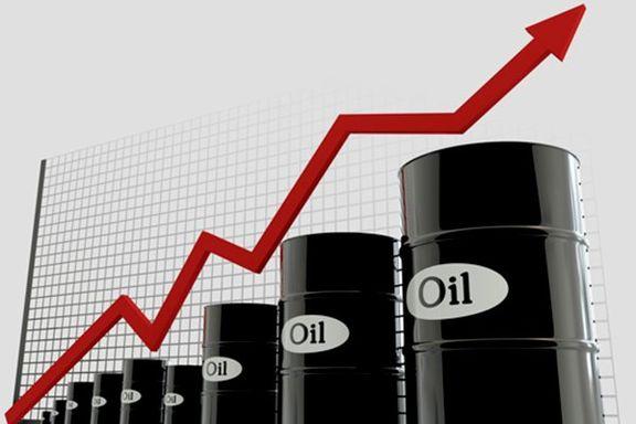 جهش قیمت نفت در بازار جهانی با برنت ۶۵ دلاری