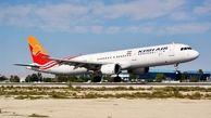 ورود هواپیمای ایرباس ۳۲۱ به ناوگان ایرلاین داخلی