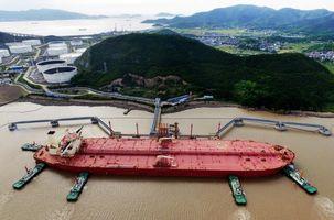 صادرات نفت از آمریکا به ریاض