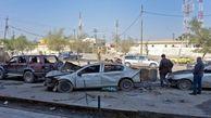 کشته شدن ۷ نیروی الحشد الشعبی در پی انفجار خودروی بمب گذاری شده
