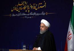 حسن روحانی: امروز روز جنگ است + ویدئو