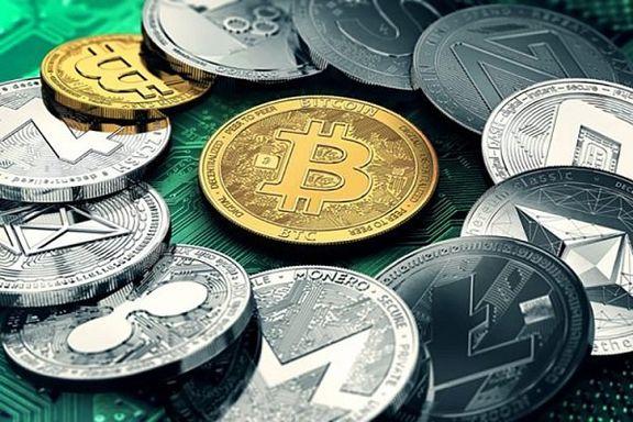 بازار رمزارزها برای اولین بار در ۳ ماه اخیر ۲ تریلیون دلاری شد