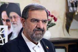 محسن رضایی حماسه حضور مردم را به رئیسی تبریک گفت