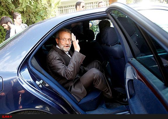 عدم کاندیداتوری علی لاریجانی در انتخابات مجلس سال جاری