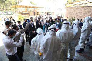 افزایش دفن فوتیهای کرونا در تهران از 19 نفر به 70 نفر