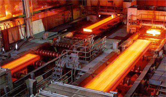 تولید شمش فولاد کشور بالغ بر 17 میلیون تن است