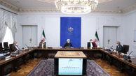 حسن روحانی: تغییر در قوانین عادی و دائمی قانون بودجه خلاف قانون اساسی است