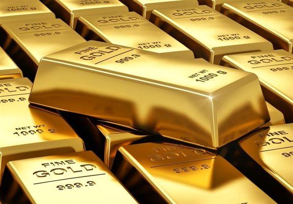 قیمت هر اونس طلا به  به ۱۴۸۲ دلار و ۸۴ سنت رسید