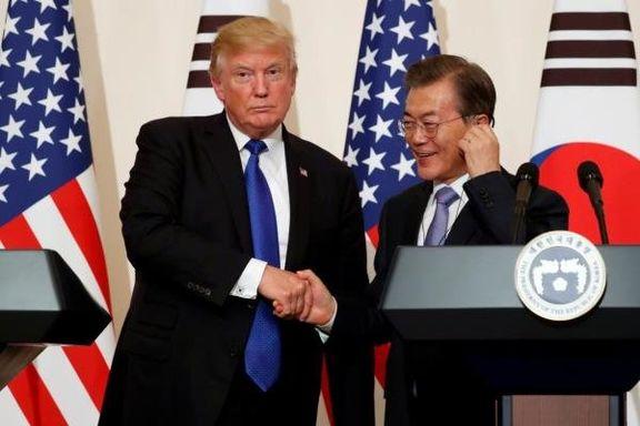 ترامپ به کره جنوبی سفر می کند