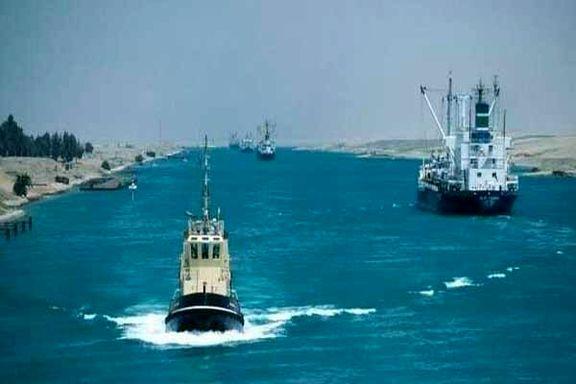 مصر نفتکش حامل نفت ایران در کانال سوئز را متوقف کرد