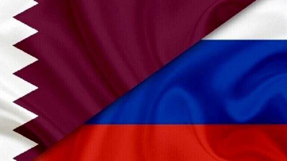 روسیه و قطر ۶۵ قرارداد همکاری امضا کردند/ جهش ۲۲ درصدی تجارت بین دو کشور
