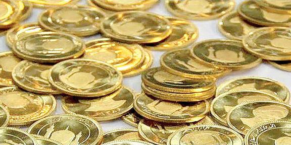 قیمت سکه به ۹ میلیون و ۵۶۰ هزار تومان رسید