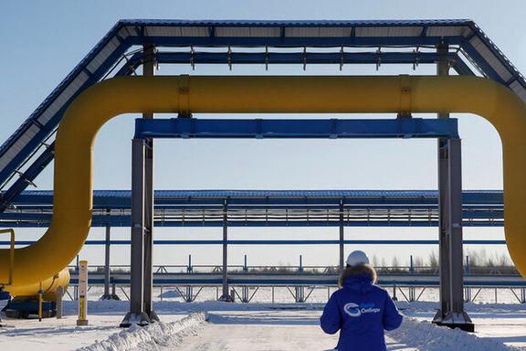 روسیه رکورد صادرات گاز به خاور دور را شکست