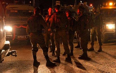 حمله وحشیانه مهاجران اشغالگر صهیونیست به شهروندان فلسطینی
