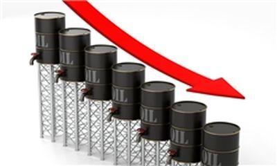 کاهش قیمت نفت رقم خورد