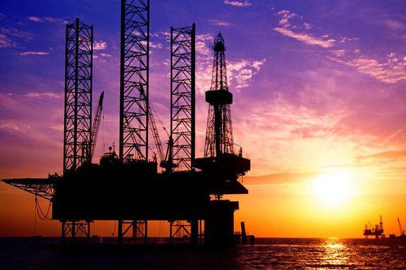 میانگین قیمت نفت در نوامبر 45 دلار بوده است