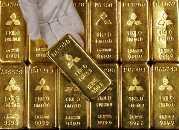 قیمت طلا جهانی دوباره به کانال 1400 دلار وارد شد