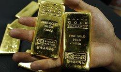 قیمت طلا نسبت به یک ماه گذشته 16.1 دلار افزایش یافت