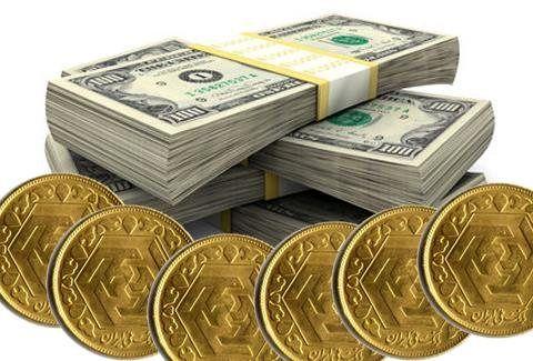 قیمت سکه و ارز در 28 اردیبهشت / سکه به چهار میلیون و ۹۰۵ هزار تومان رسید